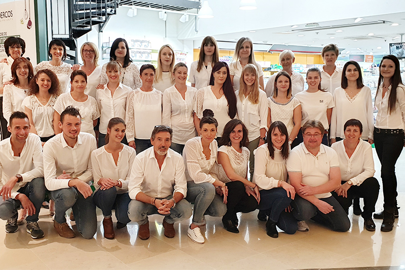 Equipe Pharmacie Coint Mellick